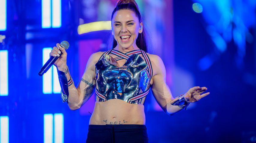 Sängerin Melanie C