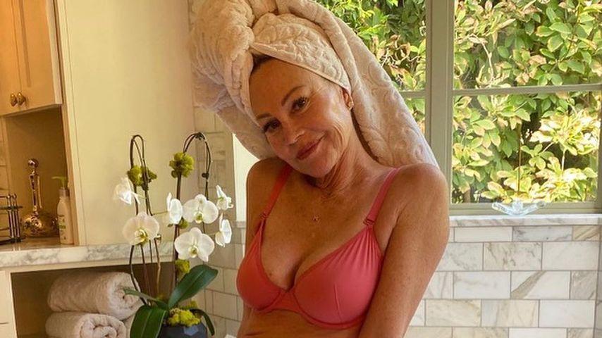 Wow! Melanie Griffith posiert mit 63 Jahren in Unterwäsche