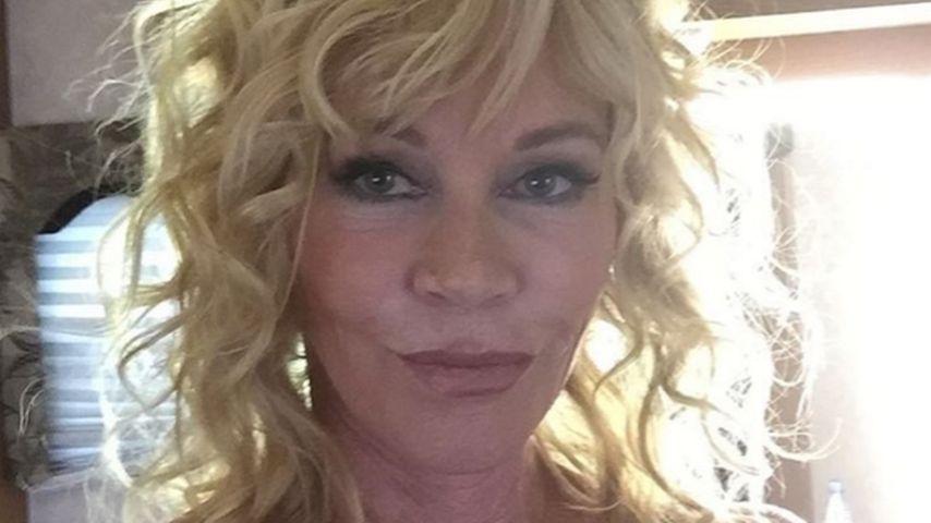 Kampfansage: Melanie Griffith wehrt sich gegen ihre Hater