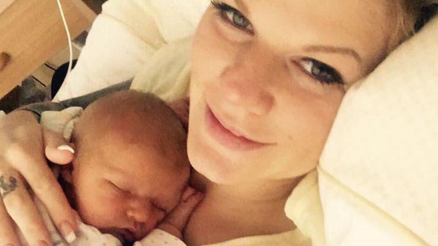 Melanie Müller: Jetzt darf sie mit Baby Mia Rose nach Hause