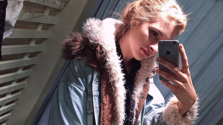 "Melina Budde, Kandidatin der zwölften Staffel ""Germany's next Topmodel"""