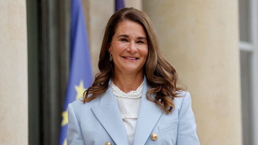 Melinda Gates im Juli 2021
