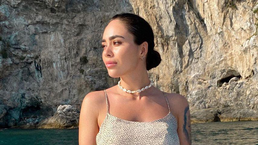 Melissa Damilia im August 2021 in Italien