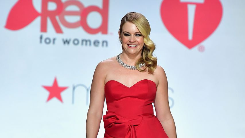 Melissa Joan Hart bei der  American Heart Association's Go Red For Women Red Dress Collection 2018