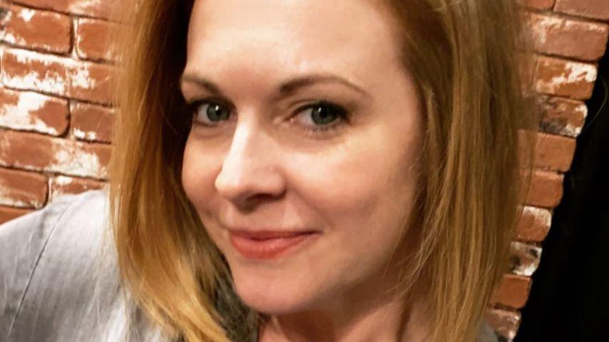 Jetzt erdbeerblond: Melissa Joan Hart zeigt ihren neuen Bob