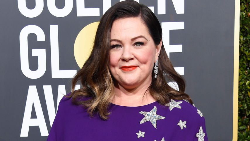 Melissa McCarthy bei den Golden Globes 2019