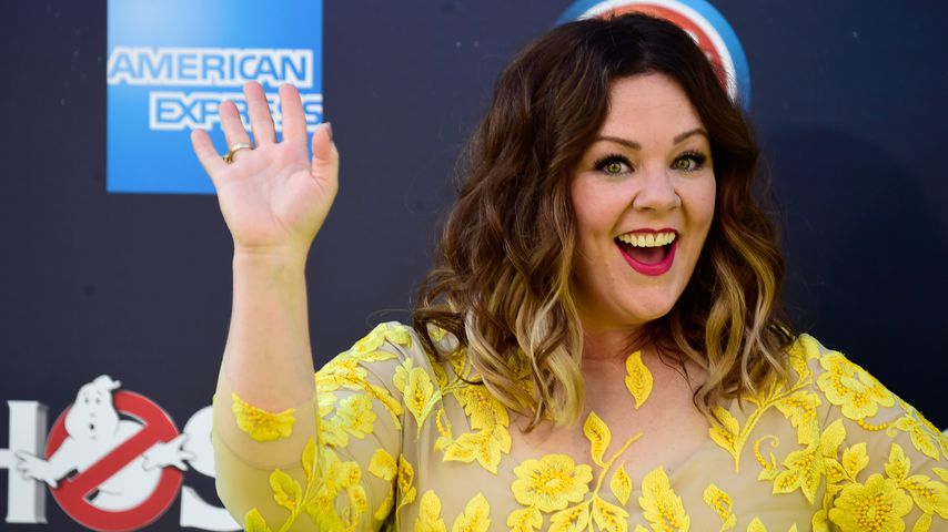 "Melissa McCarthy bei der ""Ghostbusters""-Premiere in Hollywood"