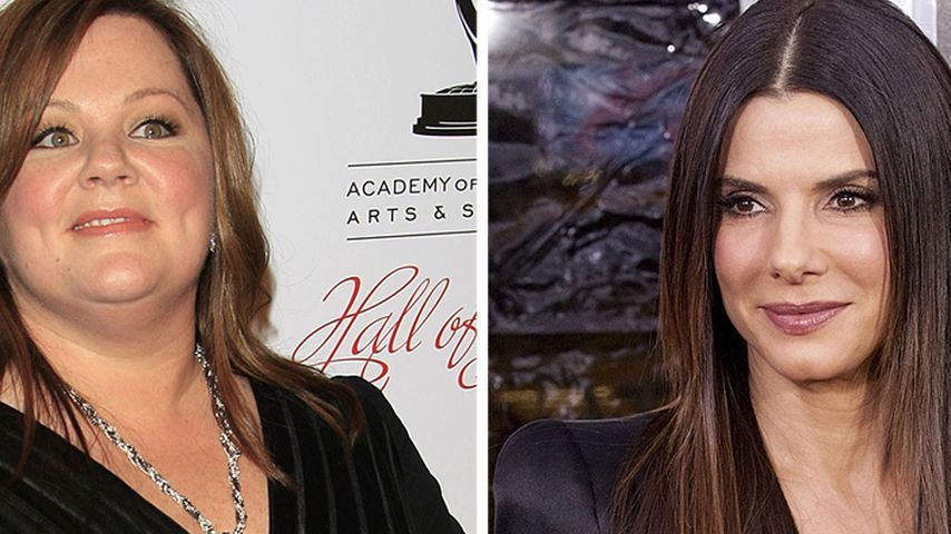 Was für'n Duo! Sandra Bullock & Melissa McCarthy