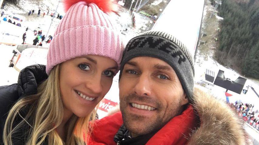 Melissa und Sven Hannawald