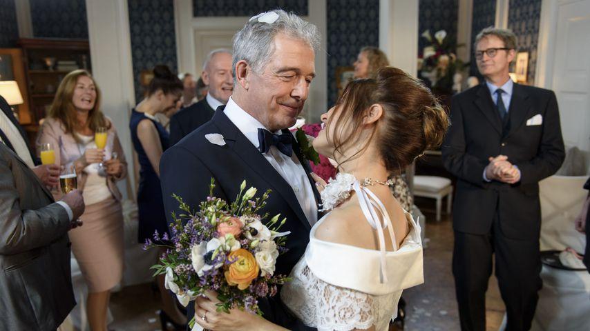 """Mit Serienfrau Melli: Verlässt auch André """"Sturm der Liebe""""?"""