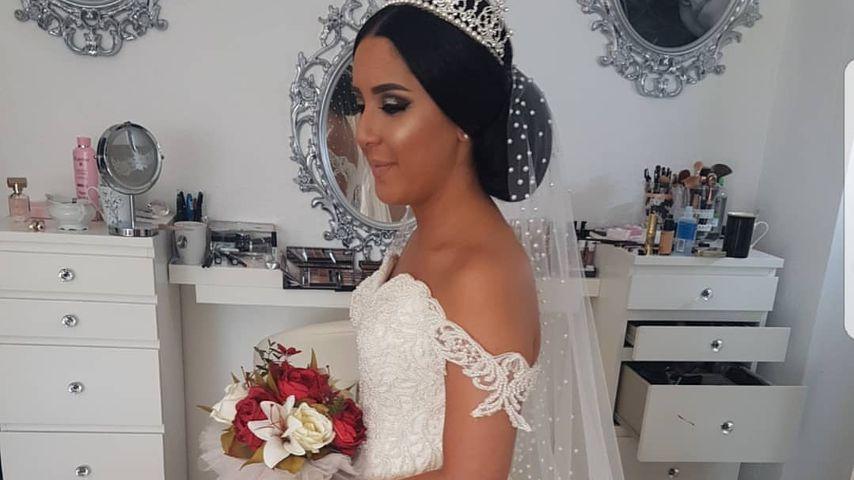 Wegen Platzmangel? Ex-DSDS-Meltem verkauft ihr Brautkleid