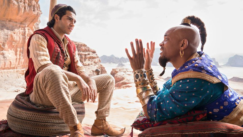 """Neuer """"Aladdin""""-Trailer: Endlich gibt's die Songs zu hören!"""