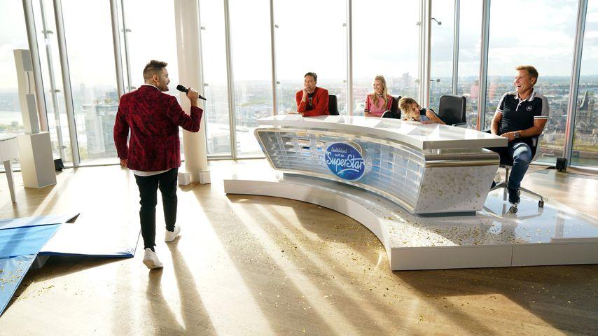 """Menderes bei """"Deutschland sucht den Superstar"""" 2018"""