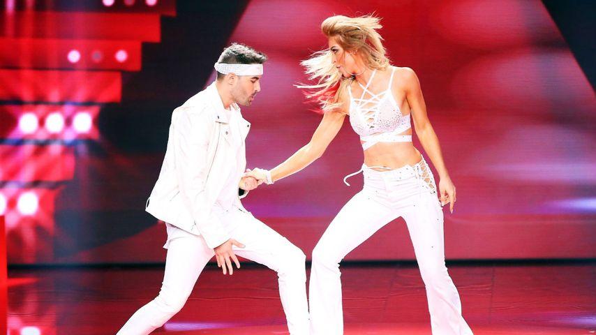 """Menderes Bagci und Aneta Sablik im Halbfinale von """"Dance Dance Dance"""""""