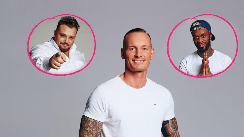 """Nach """"Big Brother"""": Denny vermisst Zeit mit Menowin und Mac!"""