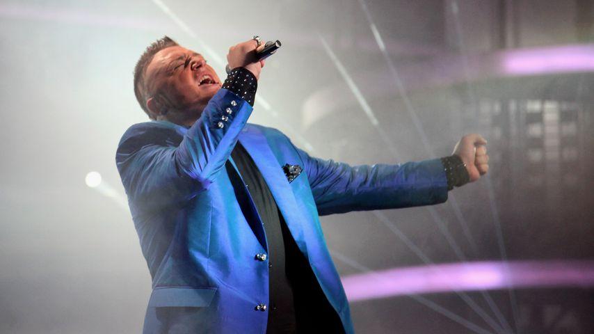 """Menowin Fröhlich im Finale von """"Deutschland sucht den Superstar"""" 2010"""