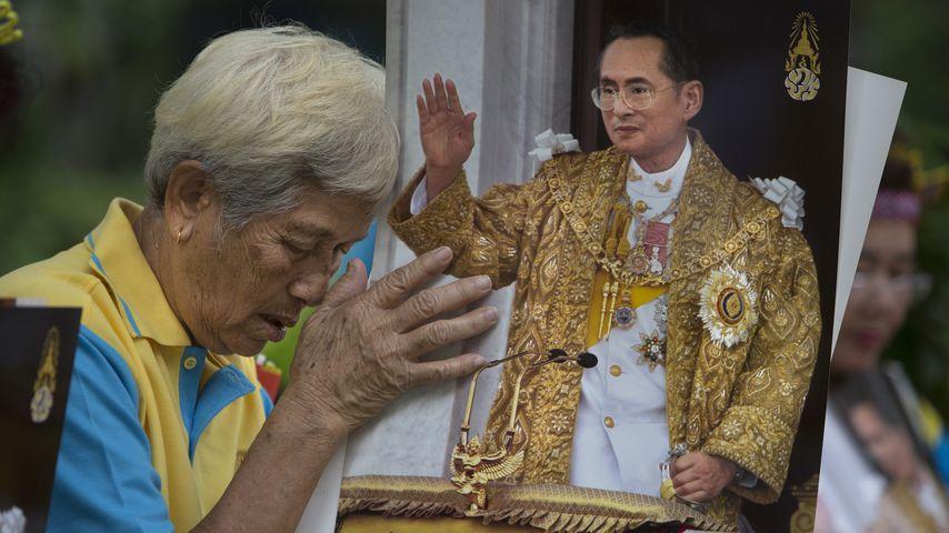 Trauer um Thailand-König: Ältester Monarch der Welt ist tot!