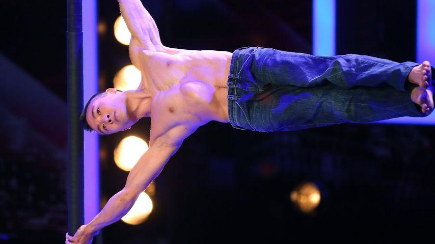 Wow! Supertalent-Kandidat stellt Weltrekord auf