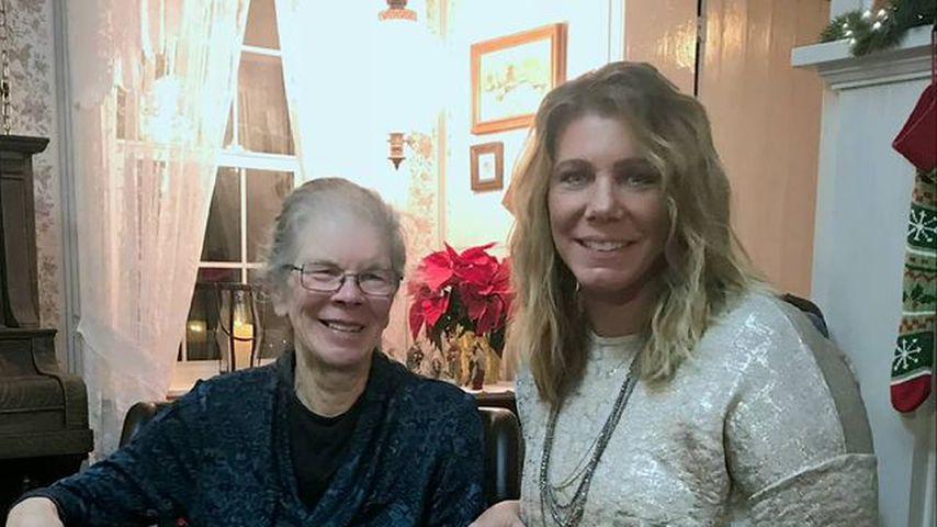 Meri Brown (r.) mit ihrer Mutter Bonnie