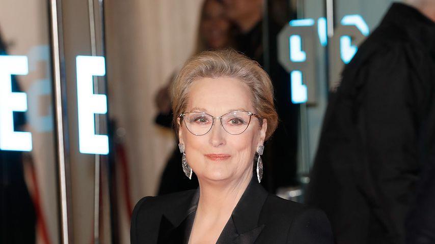 """Meryl Streep bei der Premiere von """"The Post"""""""