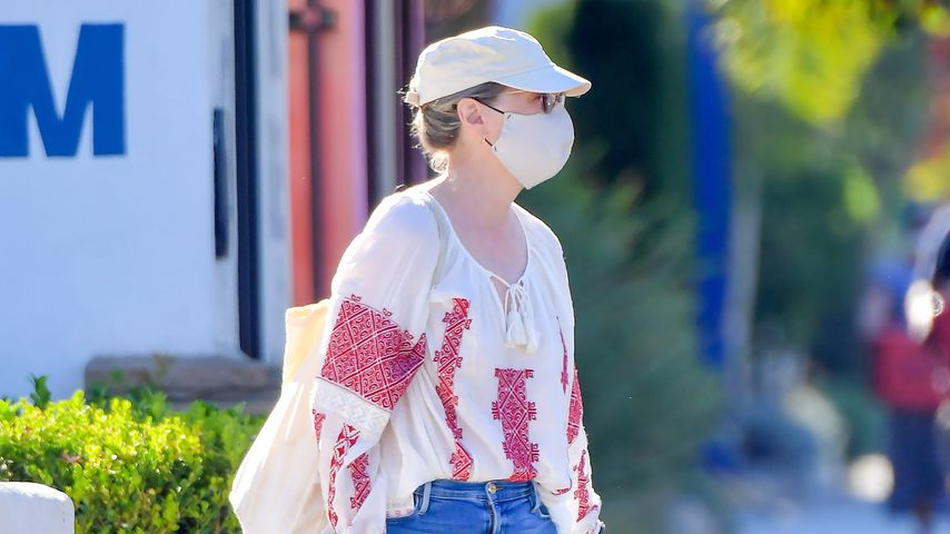 Meryl Streep im August 2020 in Santa Monica