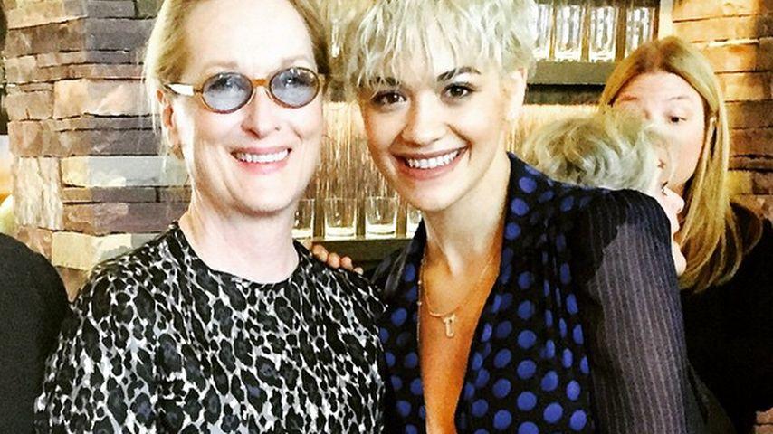 Rita im Glück: Meryl Streep verzaubert Miss Ora!