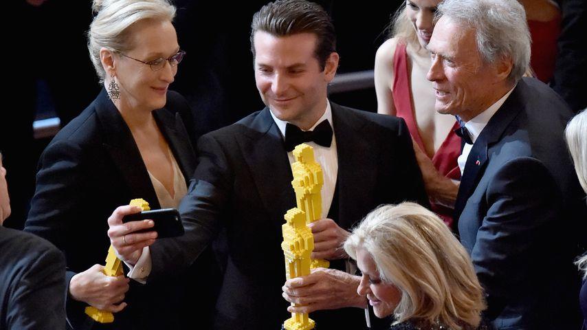 Bradley Cooper und Meryl Streep
