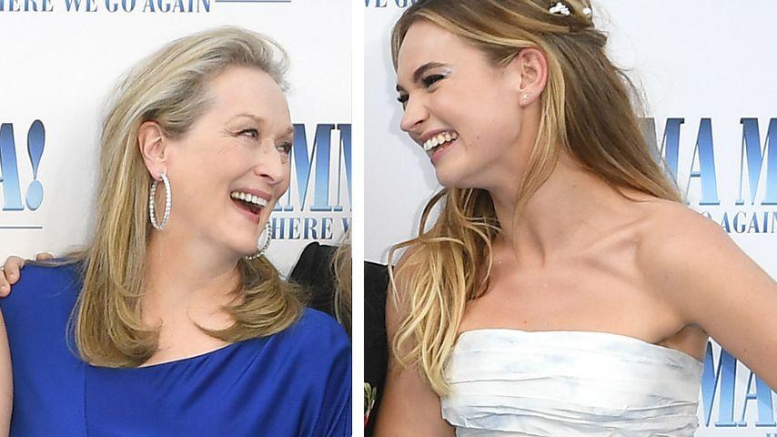 """Meryl Streep: Verwandt mit jüngerer """"Mamma Mia""""-Version!"""