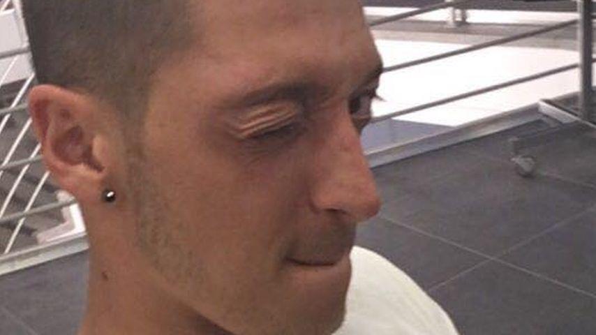 Neuer Look statt EM-Titel: Mesut Özil mit blonden Strähnen!