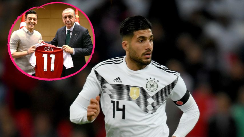 Nicht wie Özil: Kicker Emre Can verweigerte Erdogan-Besuch