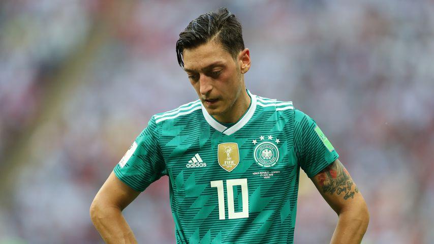 In 3. Statement: Mesut Özil tritt als Nationalspieler zurück