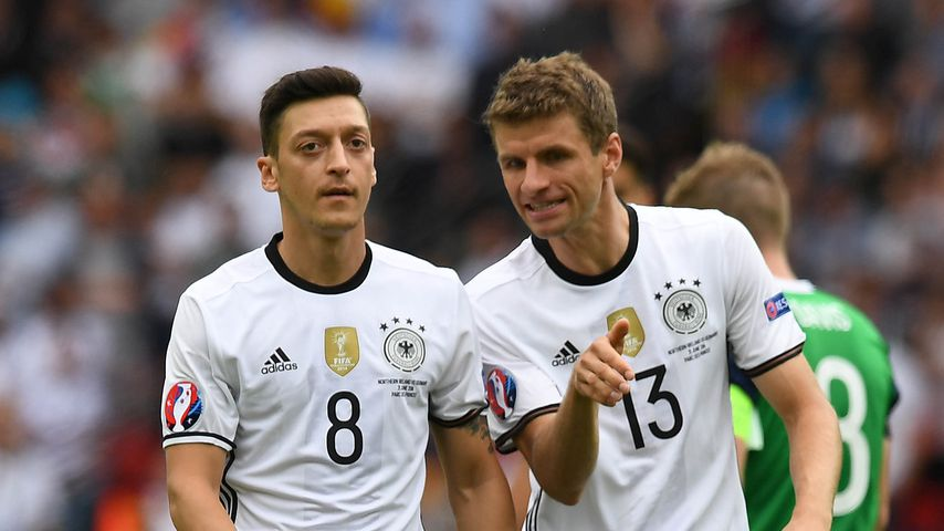 Nach Neuer: Thomas Müller spricht Klartext zur Özil-Debatte