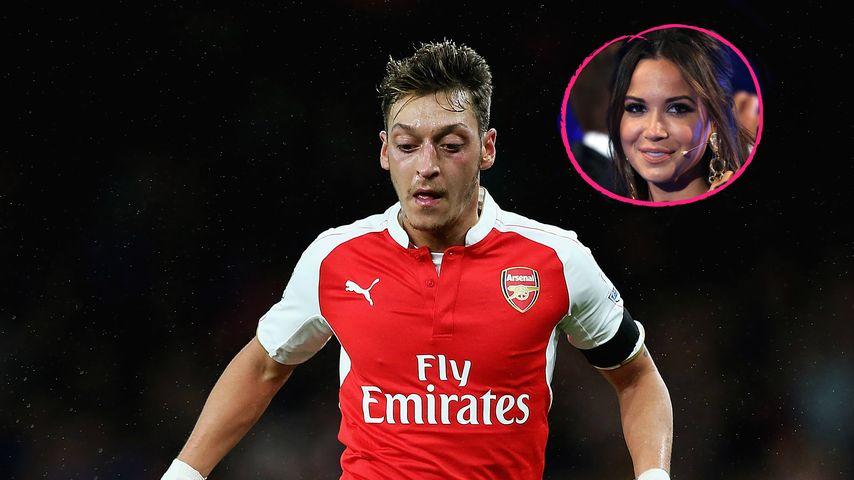 Mesut Özil in Topform! Karriere-Push dank Mandy Capristo?