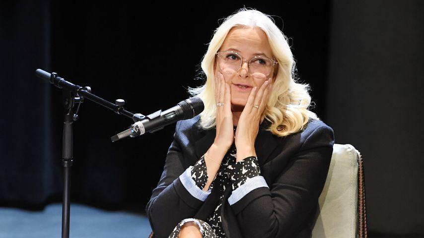 Mette-Marit, norwegische Kronprinzessin