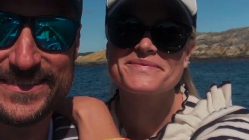 Haakon und seine Frau Mette-Marit