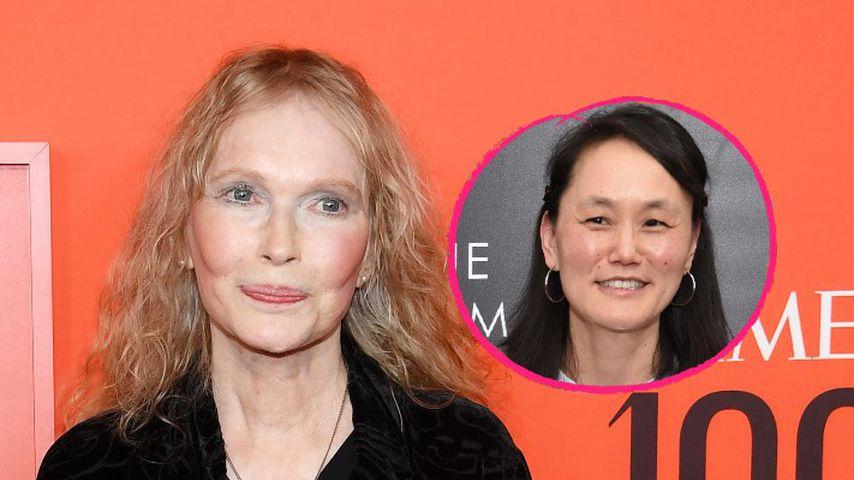 Schockiert: So fand Woody Allens Ex Nackt-Pics ihrer Tochter