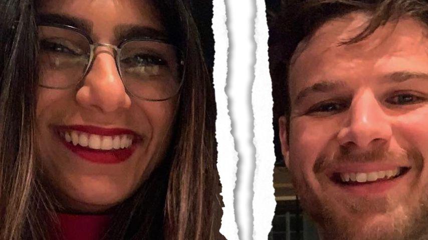 Ex-Pornostar Mia Khalifa und ihr Mann haben sich getrennt