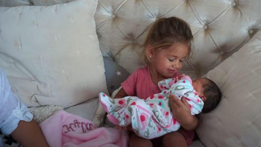 Mia Rose und Kyla Harrison