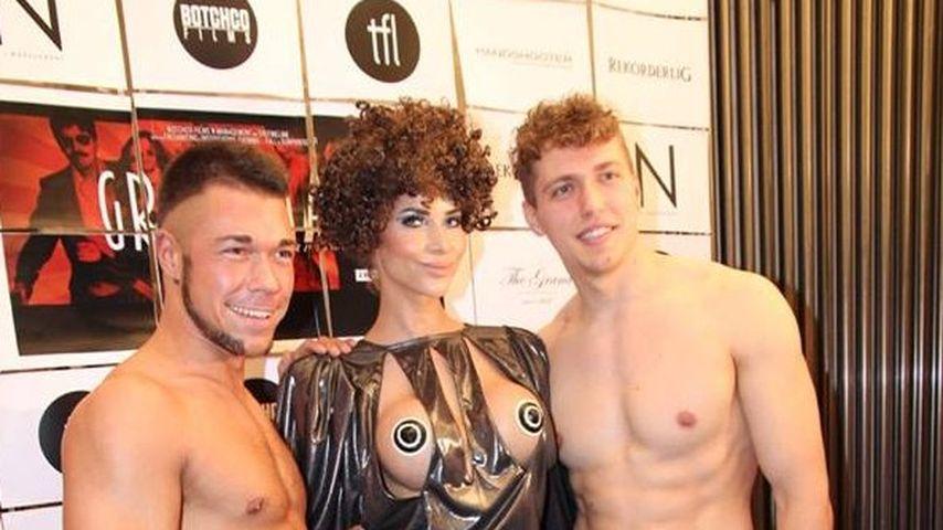Wie bitte? Micaela Schäfer findet nackte Männer eklig!