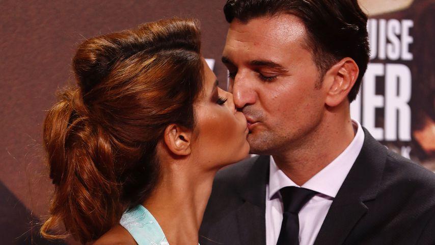 Micaela Schäfer und ihr Partner Felix Steiner