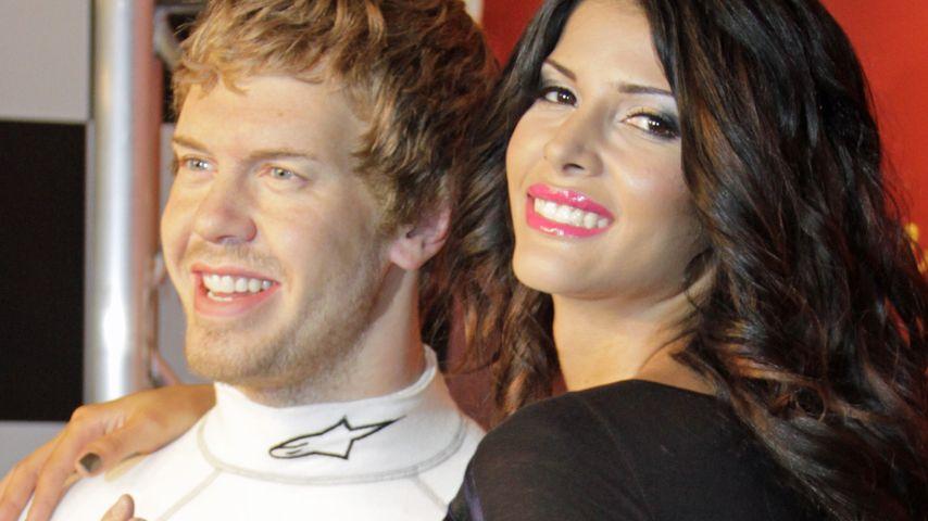 Micaela Schäfer: Auf sexy Tuchfühlung mit Vettel!