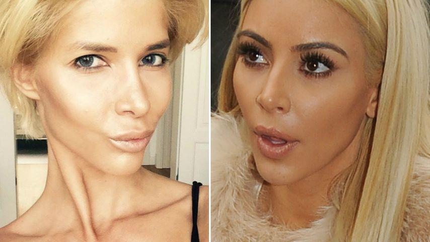 OP-Sucht: Micaela Schäfer will wie Kim Kardashian aussehen