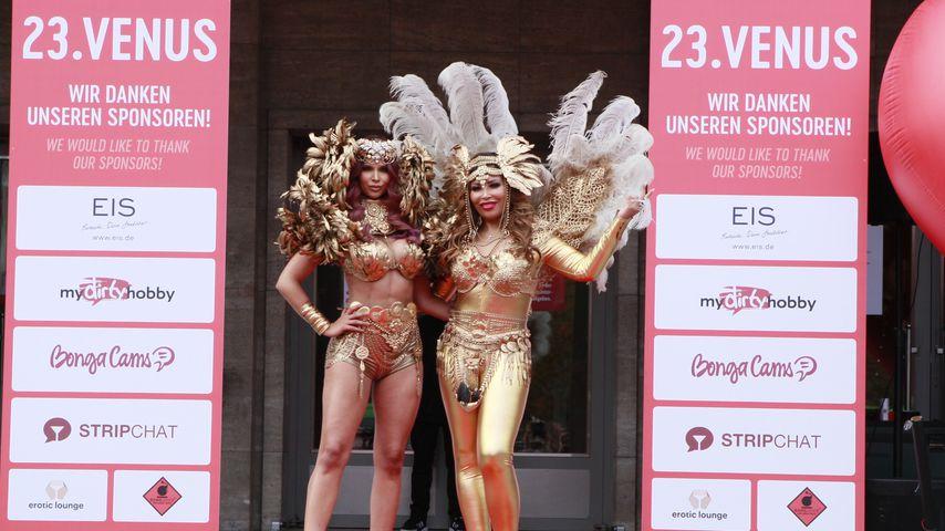 Goldene Amazonen: Mica und Patricia begeistern auf Venus!