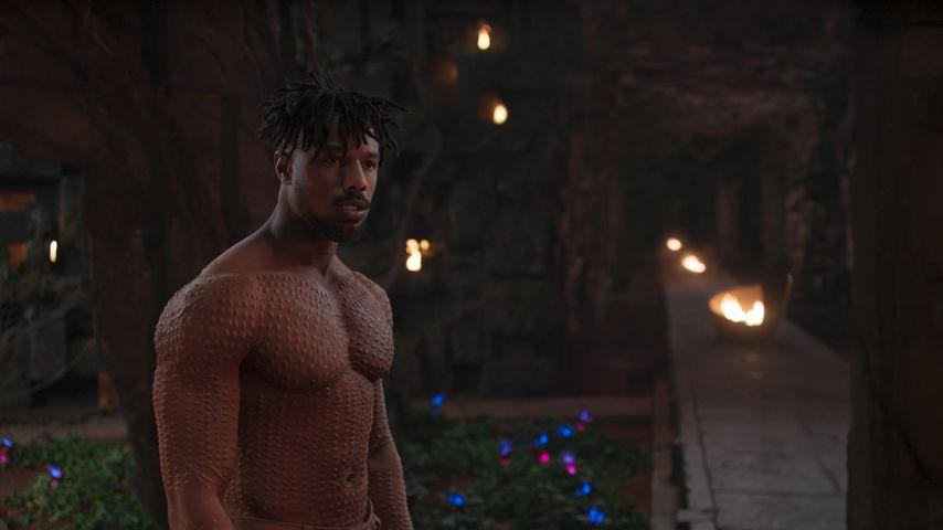 """Wegen """"Black Panther""""-Hottie: Fan-Girl brach Zahnspange ab!"""
