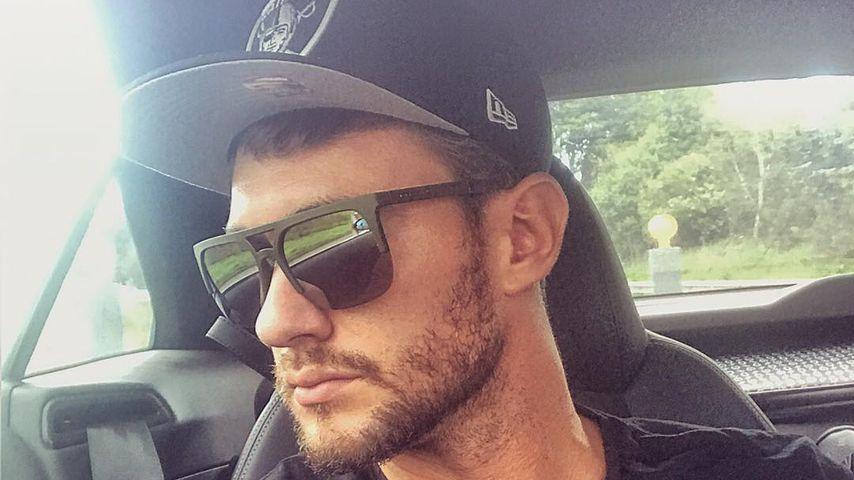 """Michael Bauer, bekannt aus """"Die Bachelorette"""" 2017"""