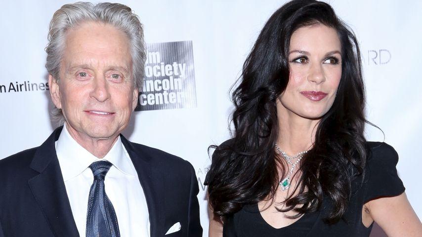 Michael Douglas bestätigt Trennung von Catherine