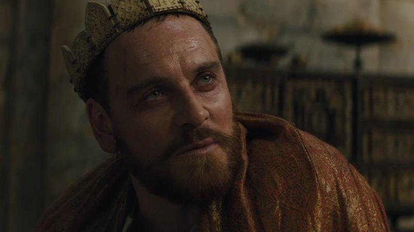 Großes Kino: Michael Fassbender als König Macbeth