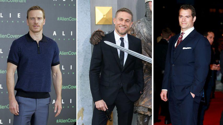 King Arthur: Charlie Hunnam stach Fassbender & Cavill aus!