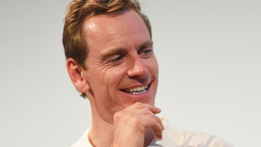 "Michael Fassbender bei der ""Song to Song""-Premiere in Austin, Texas"
