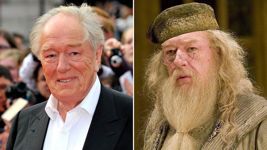 Albus Dumbledore muss sich von Bühne verabschieden